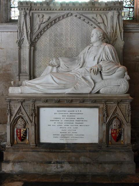 Bishop Joseph Allen