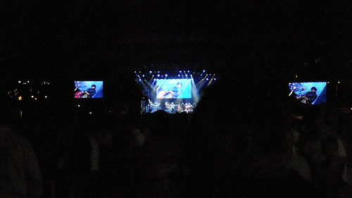 Santana at Ottawa Bluesfest 2010