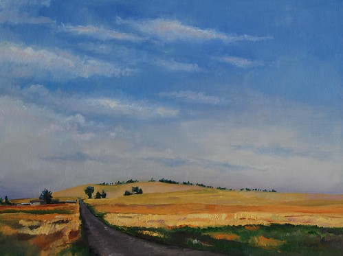 20100713 Washington State Landscape 18x24