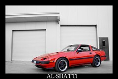 Nissan 300 ZX Z31 (AL-SHATTi) Tags: red black japan nissan wheels twin turbo 1984 z 300 1986 1985 datsun zx 300zx z33  2jz 2jzgte z31 z32 z34   worldcars