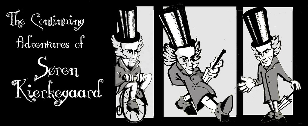 The Continuing Adventures of Soren Kierkegaard
