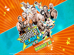 WWE SummerSlam 2010 (WWE PPV Wallpapers) Tags: wwe 2010 summerslam