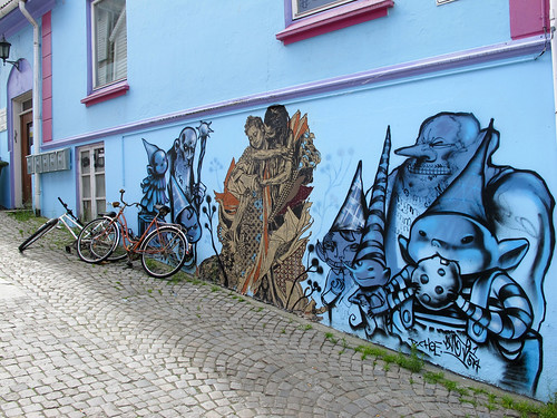 Graffiti - Stavanger, Norway