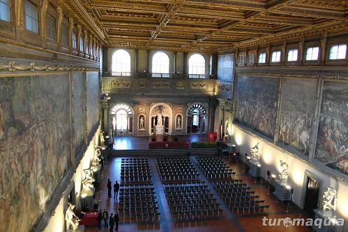 Palazzo Vecchio - Florencia