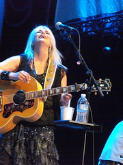 Emmylou Harris laugh