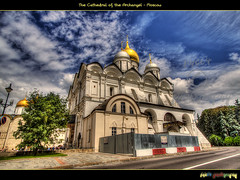 The Cathedral of the Archangel ( ) (foje64) Tags: canon cathedral russia moscow tomb prince hdr kremlin moskva archangelmichael cathedralsquare photoshopelements russianorthodoxchurch  tsar  russianorthodox  photomatix  efs1022mmf3545usm ivantheterrible moscowkremlin  cathedralofthearchangel canoneos500d ivanthegreat grandprince       ivankalita mygearandmepremium mygearandmebronze mygearandmesilver mygearandmegold mygearandmeplatinum  iii  dmitridonskoi i i  iii iv iv