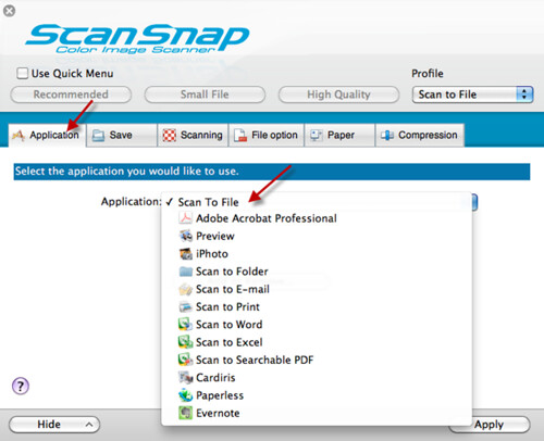 How to Scan without Viewing the File in Preview_2