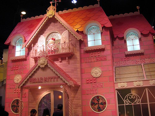 Hello Kitty House 01