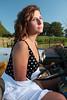Senka & the Fading Sun (budrowilson) Tags: tractor farm 7d cpl plm senka cookevilletn strobist cybersyncs paraboliclightmodifier whitelightningx2400