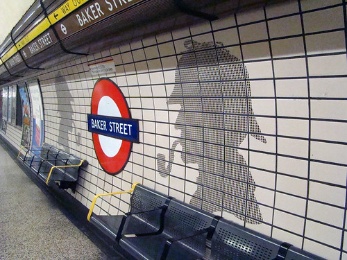 DSC07156 London Underground Baker Street