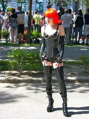Budapestparade 2006 (sharky-san) Tags: sexy budapest 2006 dancer parade latex budapestparade