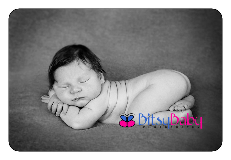 Super Sleepy Newborn {annapolis newborn photographs}