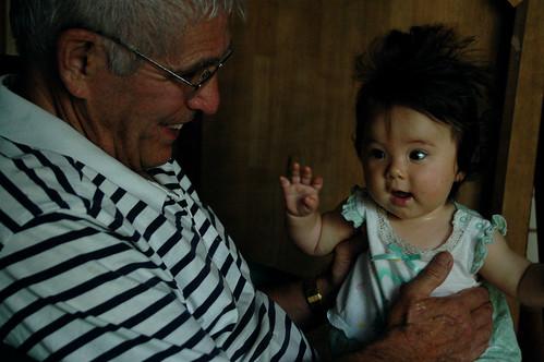 Mona & Grandpa
