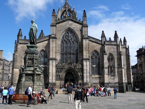 St Giles Cathedral, Royal Mile