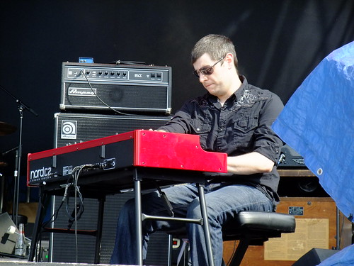 Matt Schofield at Ottawa Bluesfest 2010