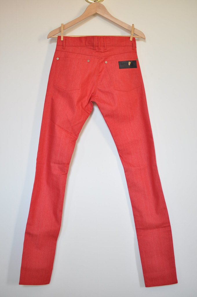 april 77 red joey overdrive jeans