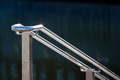 Sparkle (Rutger Blom) Tags: reflection public metal silver skne europa europe sweden skandinavien sparkle glimmen handrail sverige banister tindra reflexion sparkling malmo scania metaal reflektion zweden reflectie zilver glinstering skane trapleuning gnista spegelbild ledstng malmo ef70200mmf4lusm canoneos5dmarkii schitteren skanelan fonkeling glimra gnistande