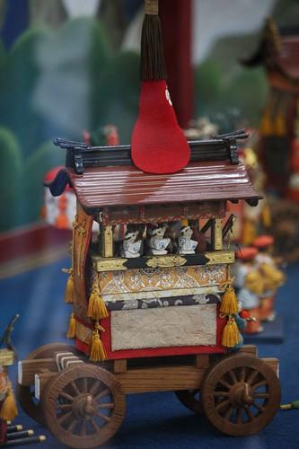 The pretty Gion festival