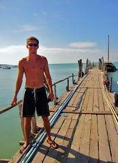 Koh Tao - Dock