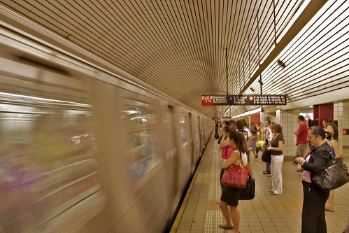 NYC Metro - Namma Metro by sakeeb, on Flickr