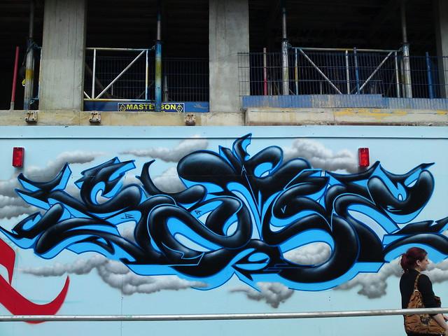 Brave1.  Islington July 2010