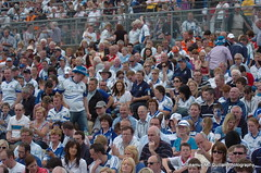 Fans at Ulster Final (Monaghan GAA) Tags: frontpage monaghan gaa ulsterfinal monaghangaa