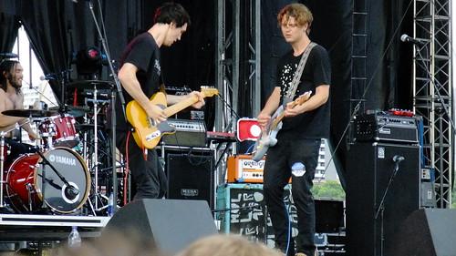 Hollerado at Ottawa Bluesfest 2010