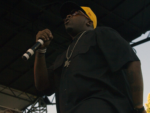 Pitchfork 2010: Big Boi