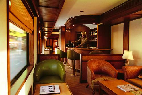 Maharajas' Express - Bar