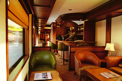 Maharajas' Express - Bar (Train Chartering & Private Rail Cars) Tags: indiantrain privatetrain privaterailcar chartertrain traincharter trainchartering privatecarriage luxurytravel luxurytrain luxurytrainclub indianluxurytrain maharajasexpress