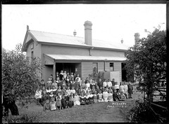 Toronto Public School, Toronto, NSW, 6 September 1911 (Cultural Collections, University of Newcastle) Tags: toronto education box australia nsw schools 42 lakemacquarie 1911 publicschool publiceducation schoolbuildings schoolstudents torontoschool ralphsnowball snowballcollection ralphsnowballcollection asgn1002b42 torontopublicschool newcastleregionnswhistorypictorialworks photographynewsouthwalesnewcastle photographynewsouthwaleshunterregion schoolsnewsouthwalesnewcastlehistory