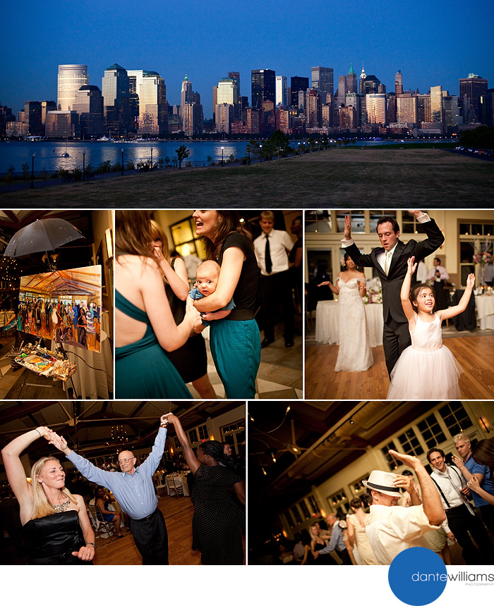 Liberty House Restaurant Wedding, Liberty Park, New Jersey 4