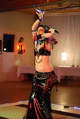 @ eKlecticon (deathkitten9000) Tags: seattle blue dark lights chains gothic vinyl tribal nails maureen bellydance fusion spikes steampunk eklecticon