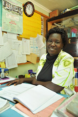2c. Head teacher, Scholastica Opiyo