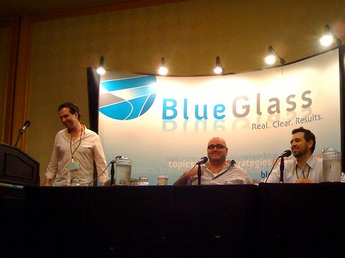 BlueGlass LA link panel