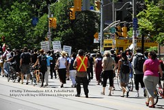 July 10 protest