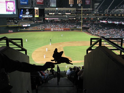 Saying goodbye to the dbacks