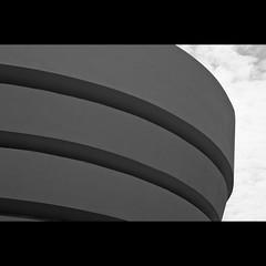 Guggenheim (Robert-Paul) Tags: nyc newyorkcity bw newyork museum 50mm nikon guggenheim d90