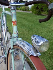 1946-7 Alex Singer (J Ferguson) Tags: alex bicycle singer randonneur 650b alexsinger