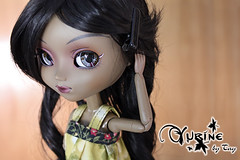 Yurine tagged by Himitsu! (Hyrekia) Tags: queen tay pullip another aq yurine anotherqueen hyrekia