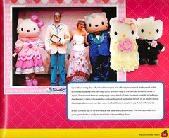 Hello Kitty Wedding Page 2