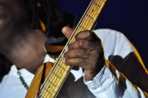 Richard Bona group by Pirlouiiiit 22072010