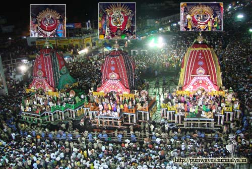 Suna Besha Crowd 2010 at puri