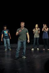 Hammer Improv: Tony Monologuing
