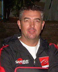 Danie de Villiers, coach della Rugby Roma