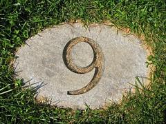 number • nine