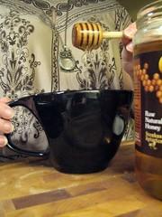 202 (teainwonderland) Tags: tea honey 365 365days