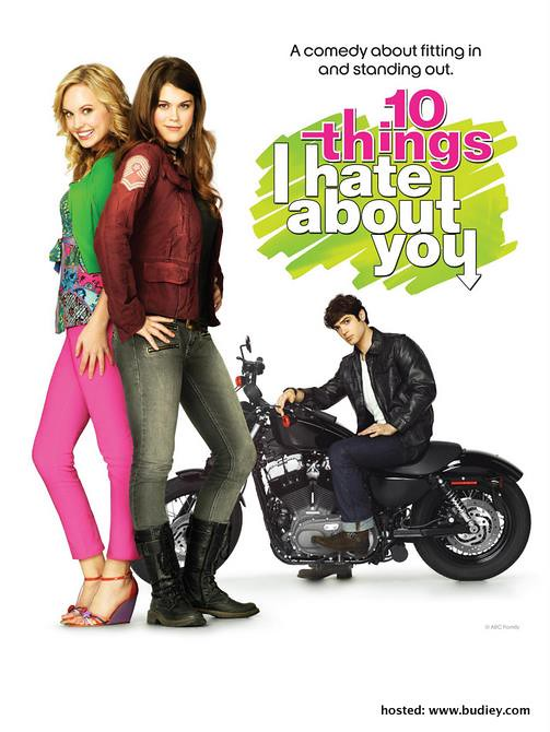 DRAMA KOMEDI 10 THINGS I HATE ABOUT YOU