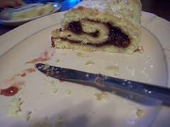 my gluten free b-day cake