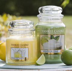 Sparkling lemon, Vanilla Lime